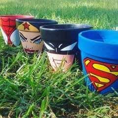 Superhero Potss