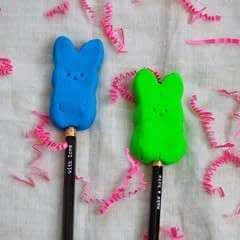 Diy Bunny Erasers