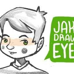 Tutorial: Jake Draws Eyes