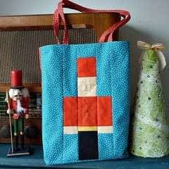 Easy Peasy Mini Tote Pattern