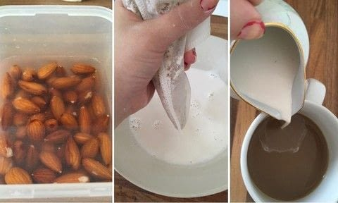 Make fresh 'milk' anytime! .  Free tutorial with pictures on how to make a milk in under 60 minutes using nuts, nut, and blender. Inspired by vegan. Recipe posted by Markee R.  in the Recipes section Difficulty: Easy. Cost: Absolutley free. Steps: 5
