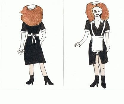 ..from the Rocky Horror Picture Show! .  Make an chracter costume in under 180 minutes by sewing with fabrics. Inspired by the rocky horror picture show. Creation posted by Markee R.  in the Sewing section Difficulty: 3/5. Cost: Cheap.