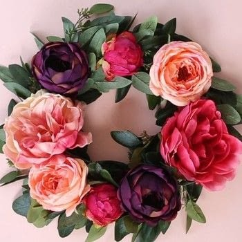 Learn How To Make A Wreath For Every Season .  Free tutorial with pictures on how to make a floral wreath in under 30 minutes by decorating with https://www.afloral.com/collections/wholesale-floral-supplies-floral-foam, https://www.afloral.com/collections/wholesale-floral-supplies-floral-foam, and https://www.afloral.com/collections/silk-flowers-silk-plants-greenery-leaves-grasses. How To posted by Afloral.  in the Home + DIY section Difficulty: Simple. Cost: 3/5. Steps: 8