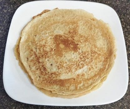 A childhood favorite! .  Free tutorial with pictures on how to cook a crepe in under 60 minutes by cooking with eggs, flour, and sugar. Recipe posted by Kitty.  in the Recipes section Difficulty: Simple. Cost: 3/5. Steps: 5