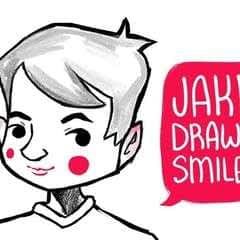 Tutorial: Jake Draws Smiles