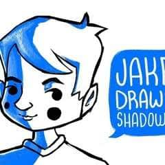 Tutorial: Jake Draws Shadows