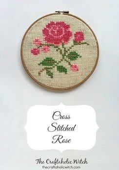 Easy Cross Stitch .  Free tutorial with pictures on how to make wall decor in under 120 minutes by cross stitching with scissors, felt, and embroidery floss. Inspired by crafts and vintage & retro. How To posted by Muhaiminah Faiz.  in the Needlework section Difficulty: Simple. Cost: 3/5. Steps: 4