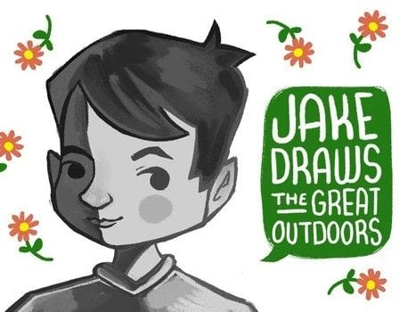 Jake Draws the Great Outdoors .  Free tutorial with pictures on how to make a drawing in under 25 minutes by creating and drawing with sketchbook, pencil, and paper. How To posted by Jake Romano. Difficulty: Easy. Cost: No cost. Steps: 5