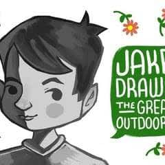 Jake Draws The Great Outdoors