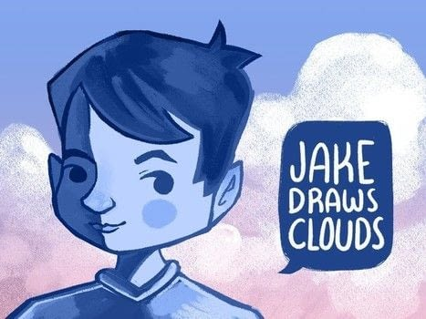 Tutorial: Jake Draws Clouds .  Free tutorial with pictures on how to make a drawing in under 35 minutes by creating and drawing with adobe photoshop and wacom tablet. How To posted by Jake Romano.  in the Art section Difficulty: Easy. Cost: No cost. Steps: 6