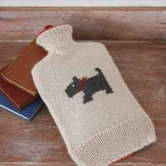 Knit Hot Water Bottle