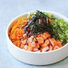 California Roll Bowls
