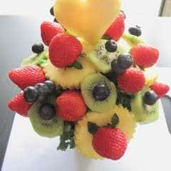 Delectable Decorations Fruit Design