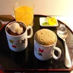 Mug Cake Lunch