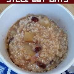 Instant Pot Steel Cute Oats