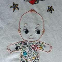 Tattoo Kewpie Doll