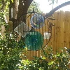 Yard Art Suncatchet