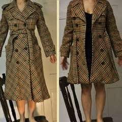 How To Properly Shorten (Hem) A Vintage Coat (1)