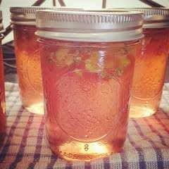 Calhoun Peach & Sweet Basil Jam