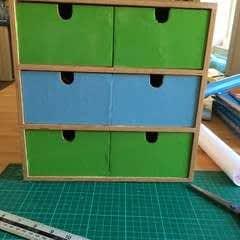 Craft Box Revamp