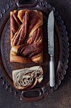 Soulful Baker .  Free tutorial with pictures on how to bake  sweet / dessert bread in under 45 minutes by cooking and baking with loaf tin, unsalted butter, and strong bread flour. Recipe posted by Aurum Press.  in the Recipes section Difficulty: Simple. Cost: Cheap. Steps: 8