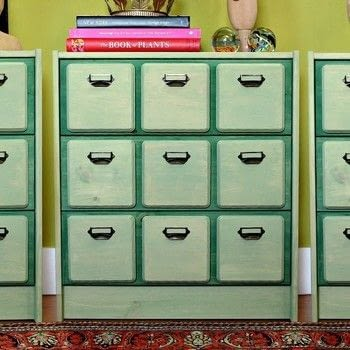 .  Free tutorial with pictures on how to make a drawer / dresser in 3 steps by constructing and woodworking with dresser, drawer pulls, and e-6000 glue. How To posted by Mark Montano.  in the Home + DIY section Difficulty: Easy. Cost: 3/5.