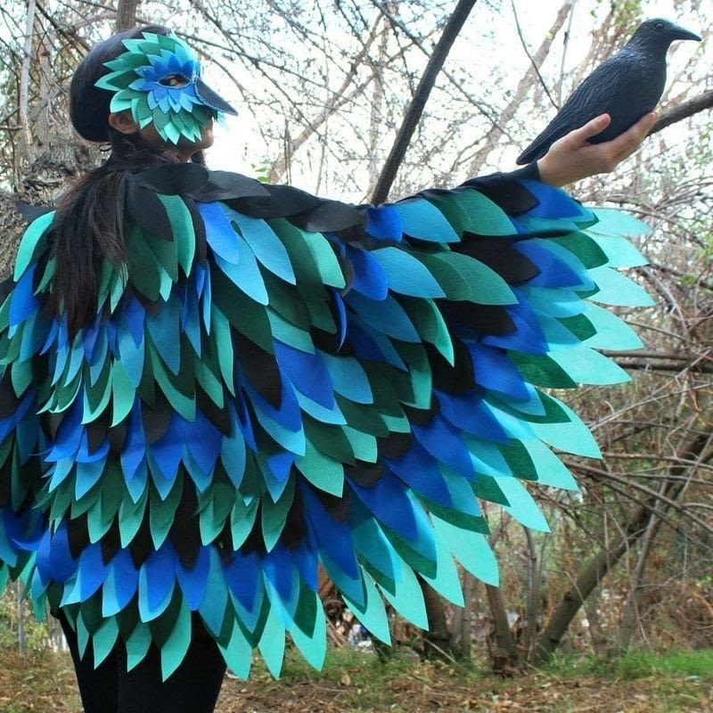 How To Make A Bird Costume For Kids