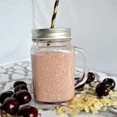 Cherry Bakewell Smoothie