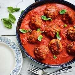 Mamma Alba's Meatballs
