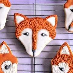 How To Make Foxy Cookies