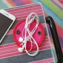 Nifty Little Ear Phone Holder