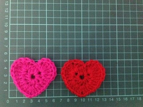 Heart practice .  Make a crochet in under 15 minutes by yarncrafting and crocheting with wool. Creation posted by terri w.  in the Yarncraft section Difficulty: Simple. Cost: Absolutley free.