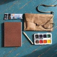 Watercolor Travel Journal