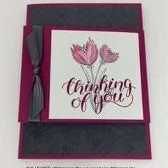 A Joy Fold Card