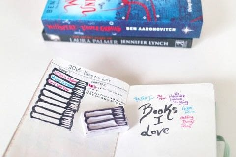 Keep Track Of Your Reading List With A Helpful Hand Carved Book Stamp