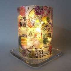 Make A Multicoloured Storm Lantern