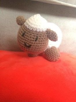 Crochet Little Lamb  .  Free tutorial with pictures on how to crochet single crochet in under 120 minutes using wool, hook, and yarn needle. Inspired by toys and sheep. How To posted by TinyTessieG.  in the Yarncraft section Difficulty: Easy. Cost: Cheap. Steps: 6