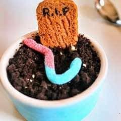 Graveyard Ice Cream