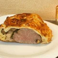 Beef In Puffed Pastry