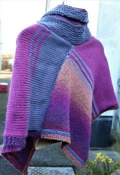Poncho .  Make a poncho by knitting Creation posted by js-m crafts.  in the Yarncraft section Difficulty: 3/5. Cost: 4/5.