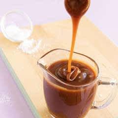 Lightly Salted Caramel Sauce