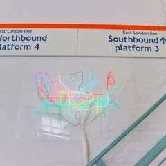 Light Up London Underground Map