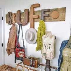 Stuff Coat Hanger