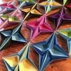Origami Magic Stars