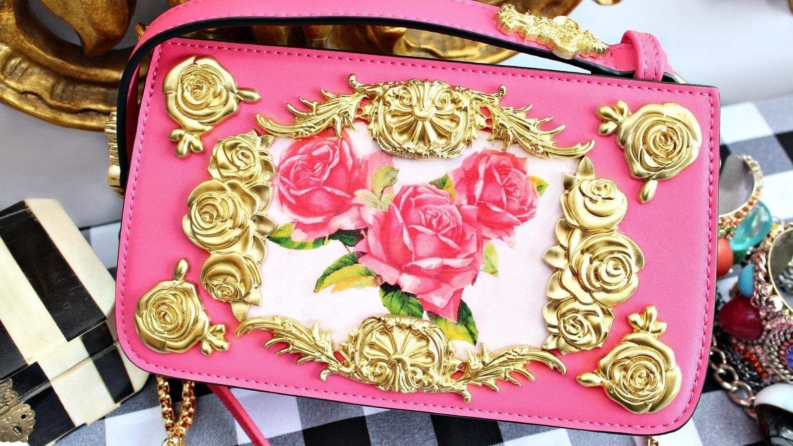 Dolce \u0026 Gabbana Inspired Handbag · How To Make A Handbag
