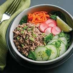 Paleo Banh Mi Bowl