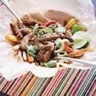 Paleo Nigerian Beef Street Fries
