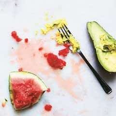Watermelon & Avocado Super Hydrating Skin Mask