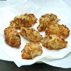 Salt Cod Cakes