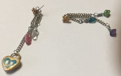 Pretty Summoners: Supremacy!  .  Make a stud earring in under 90 minutes using jump rings, charms, and chains. Creation posted by Kinhime Dragon.  in the Jewelry section Difficulty: Easy. Cost: No cost.